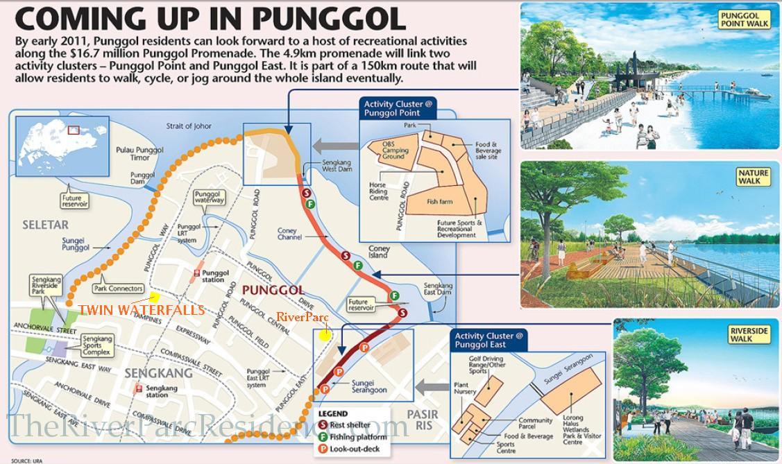 Twin Waterfalls EC :: Punggol EC